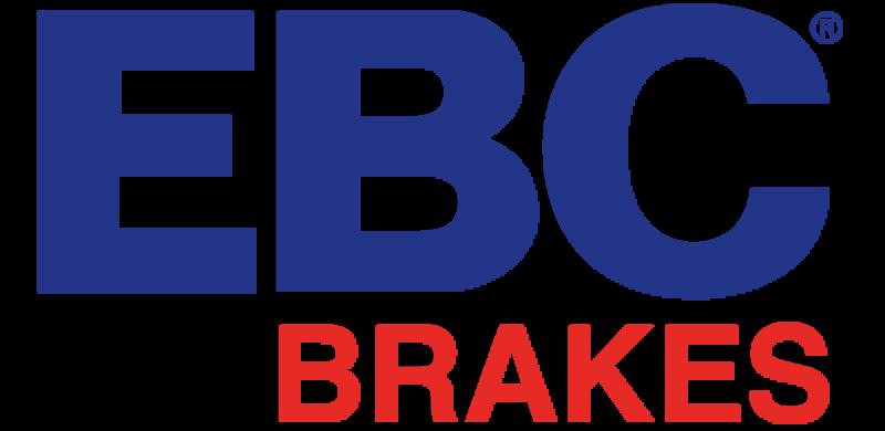 REAR EBC DP4873R YELLOWSTUFF ULTIMATE RACE BRAKE PADS