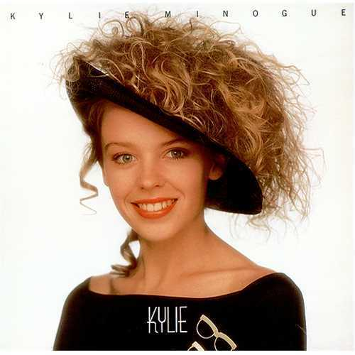1 of 1 - Kylie Minogue - Kylie - UK CD album 1988