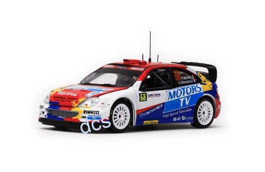 SUNSTAR Citroen Xsara WRC  68 Y Müller, G Mondesir 1 18
