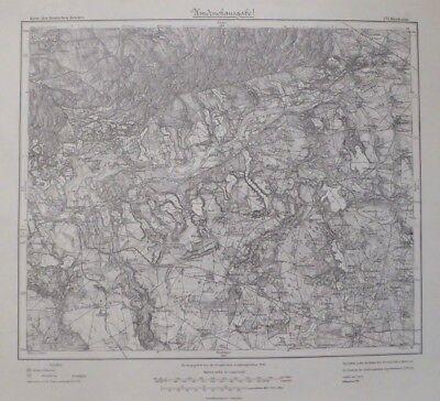 Karte Des Deutschen Reiches 274 Birnbaum, Miedzychód, Wartheland, Posen, 1921 Exquisite (In) Verarbeitung