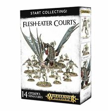 Start Collecting Flesh-eater Courts Death Warhammer Age of Sigmar NEW