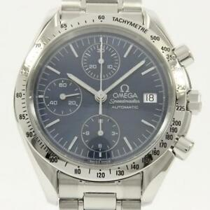 """omega speedmaster automatic date 3511 80 Lnib edox wrc world rally championship chronograph day & date watch ref 01110 """"an exquisite and classy ltd ed chronograph watch made by edox."""