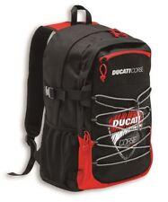 zapatos de separación b95c1 028ca Ducati Corse DC sketch mochila trasero bolsa Negro/rojo