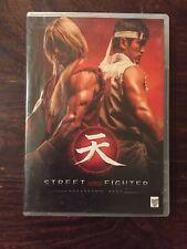 Street Fighter Assassins Fist Dvd 2014 2 Disc Set For Sale