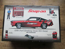 SNAP ON 1969 FORD MUSTANG BOSS 302 RACER - WITH ACCESSORIES NEW OLD STOCK RARE