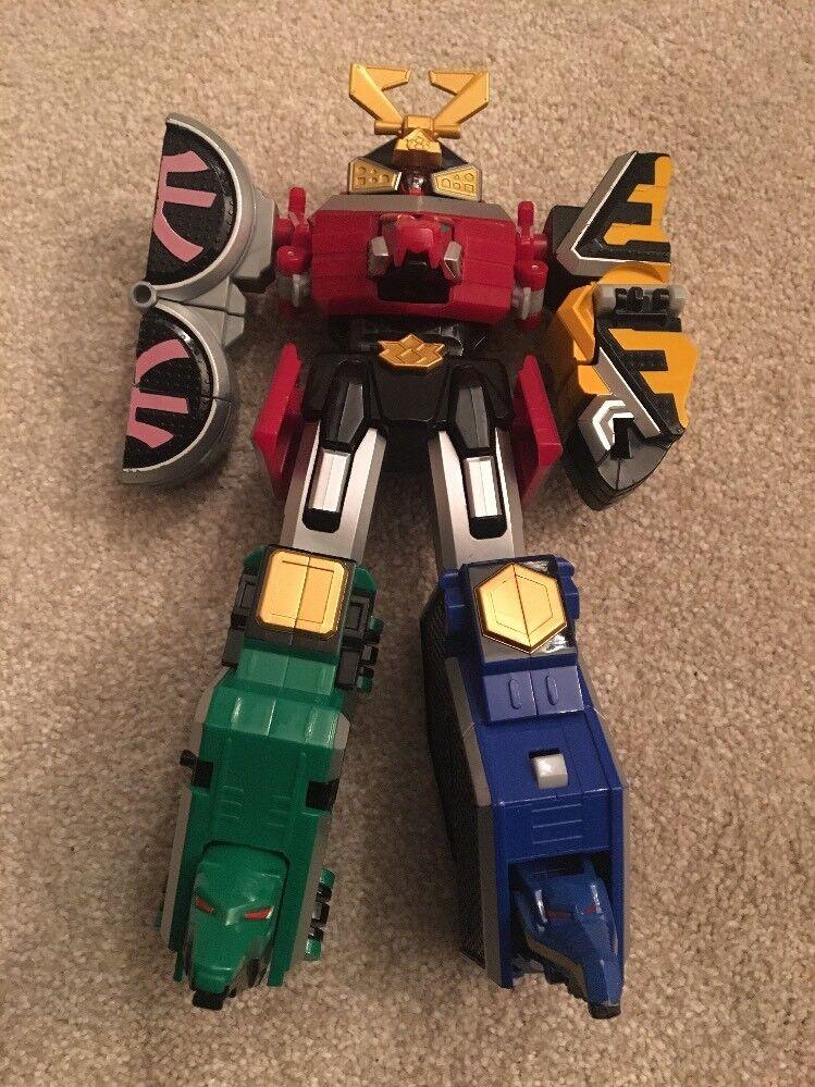 Power Rangers Super Samurai Megazord 10