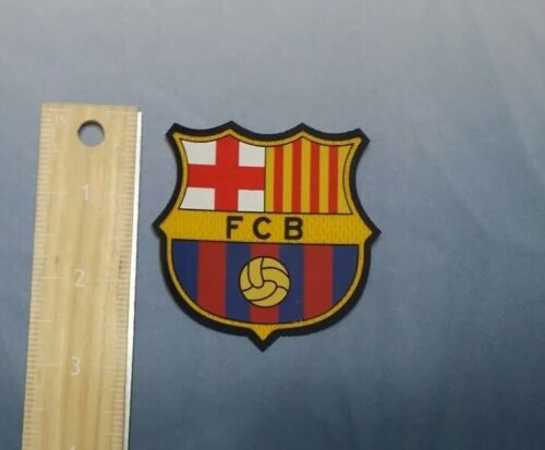 Barcelona Soccer Team Patch