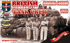 TOY SOLDIERS 1//72 Orion 72050 FURY World War II USA Tank Crew Winter Dress