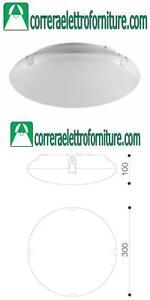 MARECO-0750101B-Plafoniera-rotonda-parete-soffitto-esterno-IRIS-E27-bianco