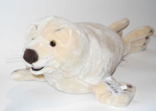 Uni-Toys Seehund Robbe  ca. 60cm lang NEUWARE