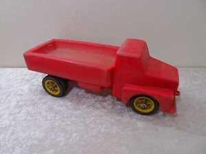 XL RDA Design plaste plástico niños juguete camión camión-Vintage - 60 cm