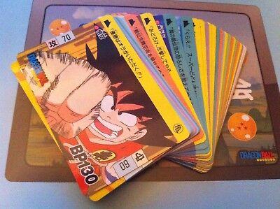 Dragon Ball Carddass Hondan PART 2-60 1989