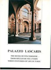 BIRAGHI TIBONE CONTERNO PALAZZO LASCARIS EDA 2000 TORINO LOCALE ARCHITETTURA