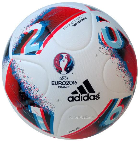 adidas Fracas Euro 2016 Fussball Top Replique 5