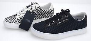 Armani Libero Scarpa Tempo Casual 925198 Jeans Sintetica Sneaker Donna Pelle nvm8PywN0O