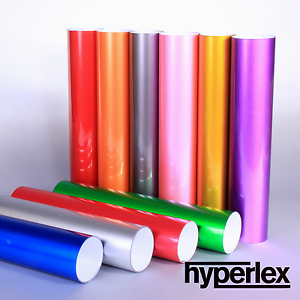 Gloss-Vinyl-Wrap-NEW-Candy-Metallic-Vehicle-Stickers-Bubble-Free-Car-Wrapping