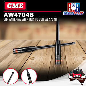 GME AW4704B Radio / Navigation System Combination