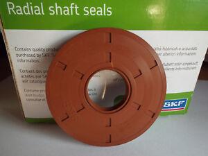 12x25x7mm SKF oil seal Viton double lèvre R23//TC HMSA 10 V en acier inoxydable printemps