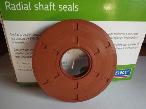 25x72x7mm SKF oil seal Viton arbre double lèvre R23//TC 25x72x7 HMSA 10 V