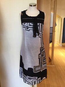 Size 12 £ 47 Black Bnwt Dress £ Rrp Jean Camel Ora Cream 158 Gabriel fqE1U