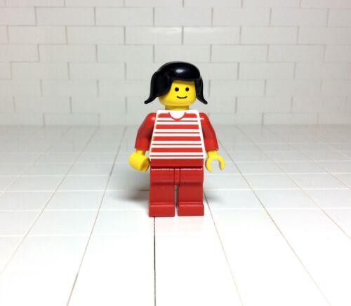x17 # Lego 1 Figur Minifig Metro Station Bahnhof 4554 973p1e