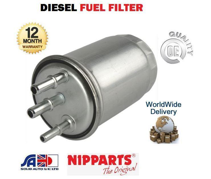 Für Ssangyong Rodius Turismo 2.7 Dt D27dt 5 2005  Neu Diesel-Kraftstoff-Filter
