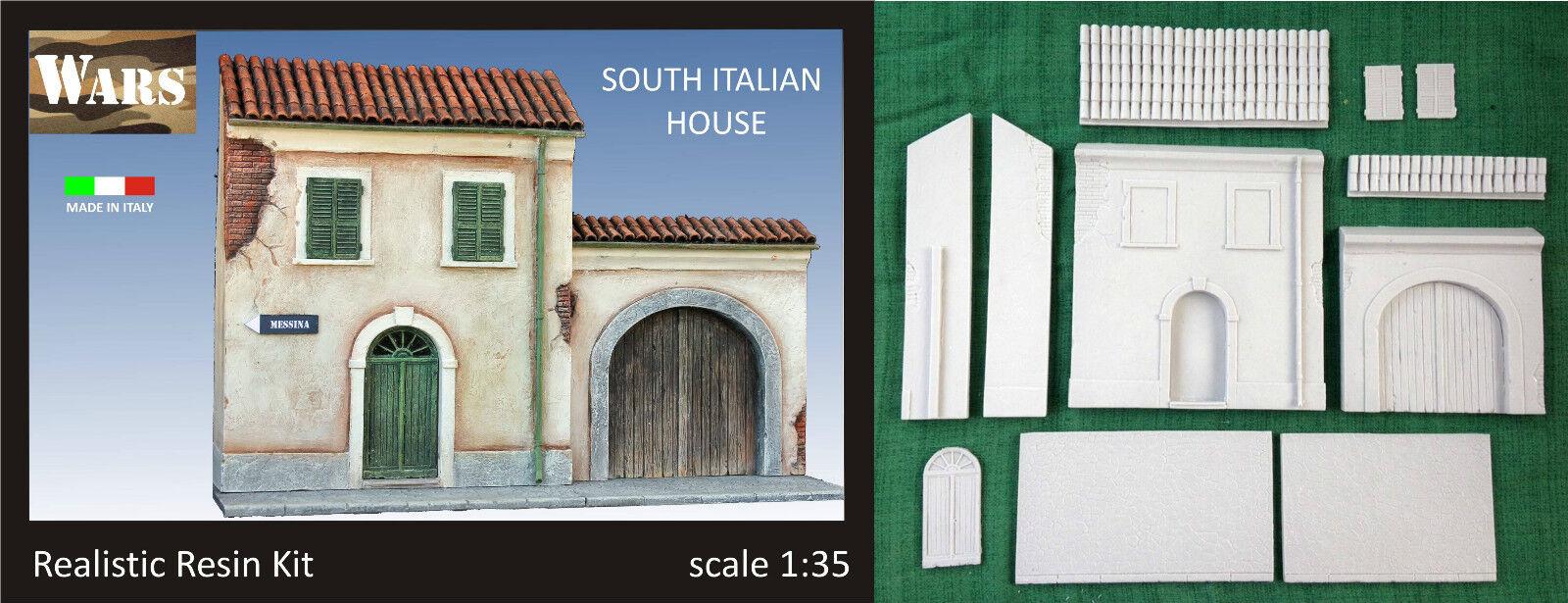 ventas en linea WARS casa del Sud Italia     South italian house 1 35 - 54 mm  mejor reputación