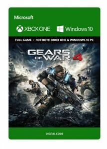 Gears of Wars 4 - Xbox One / PC - Brand New - DOWNLOAD CODE - READ DESCRIPTION