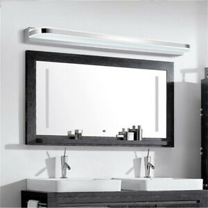 Détails sur Lampe de Salle de Bains Lampe de Miroir LED Lampe de Salle de  Bains 7W-15W Neuf