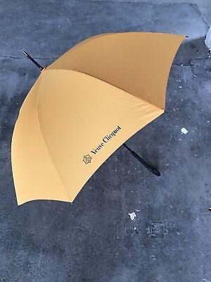 Sammeln & Seltenes Intellektuell Veuve Clicquot Champagner Regenschirm Umbrella Schirm Yellow Label Deko Neu Ovp Attraktiv Und Langlebig