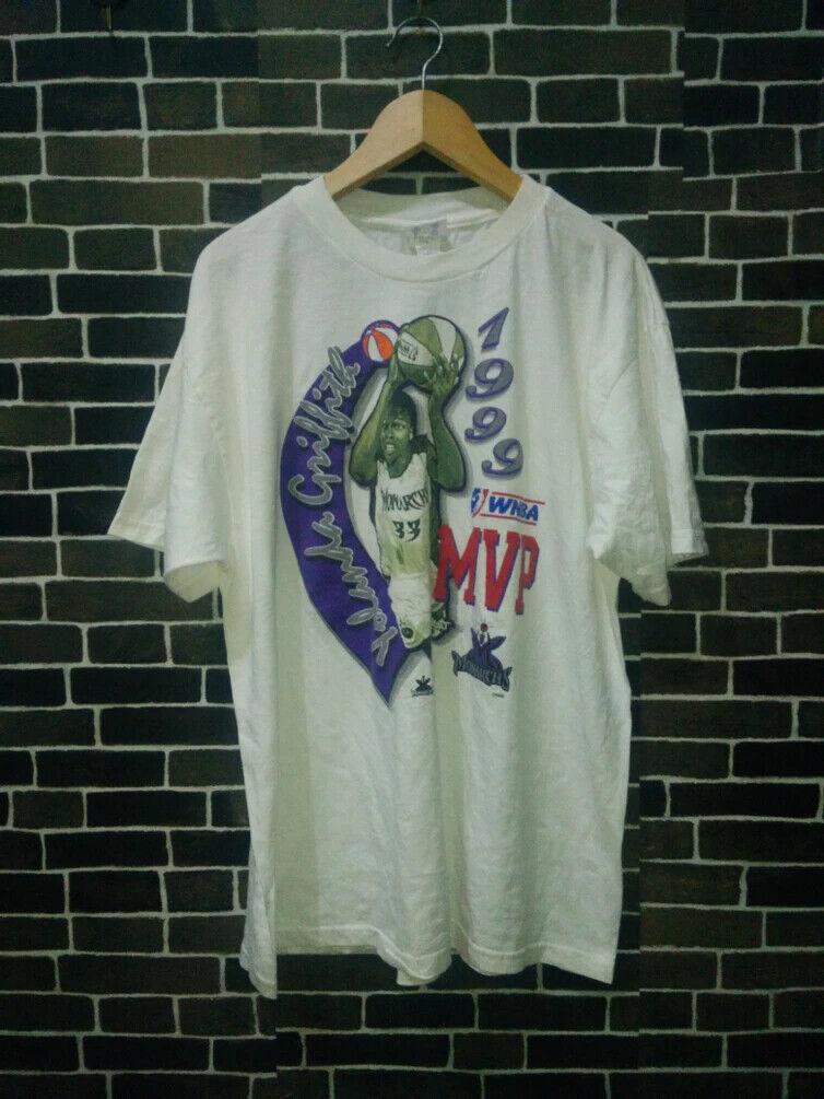 Vintage 99 Yolanda Griffith Champion Tshirt