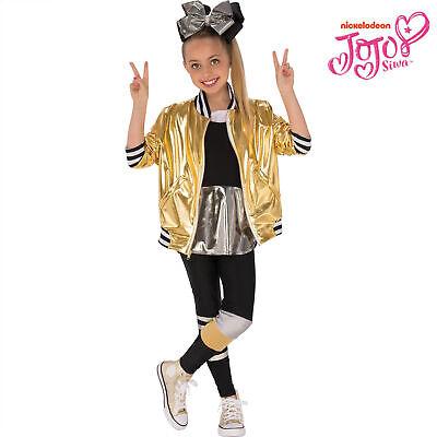 JoJo Siwa Girls Jo Jo Jacket