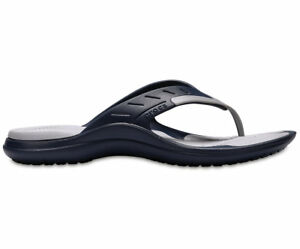 b123f693b2dc NEW Genuine Crocs Mens MODI Sport Flip Navy Light Grey - Australia ...