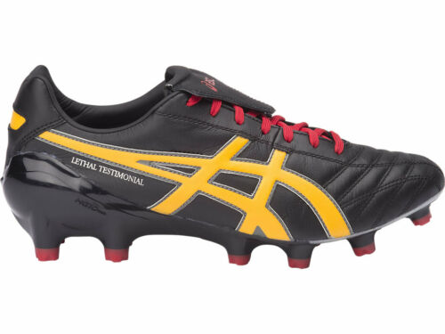 9070 * NEW Asics Lethal Testimonial 4 IT Mens Football Boots
