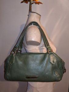 Image Is Loading Vintage Cole Haan Sample Soft Pebble Leather Olive