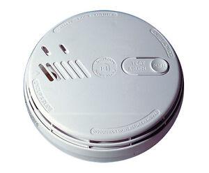 Ei141 Smoke Alarm >> AICO Ei141RC Smoke Alarm Mains / Battery Back up (Ionisation) New Stock   eBay
