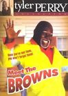 Meet The Browns 0031398178422 With Tyler Perry DVD Region 1