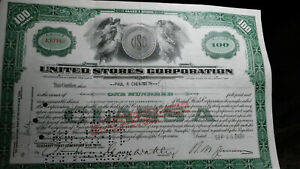 UNITED-STORES-STOCK-CERTIFICATE-FROM-THE-1930s