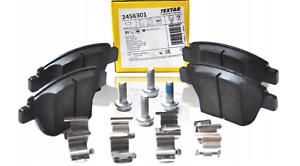 TEXTAR 2456301 Bremsbeläge Bremsbelagsatz für AUDI A1 SEAT LEON SKODA OCTAVIA II
