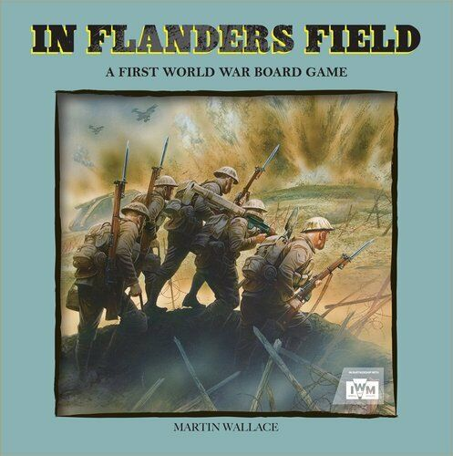 Sophisticated Games In Flanders Field Board Game . new