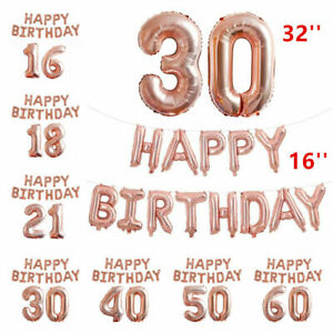 Rose-Gold-Happy-Birthday-Bunting-Banner-Balloons-18-21st-30-40-50-60th-Decor-vi
