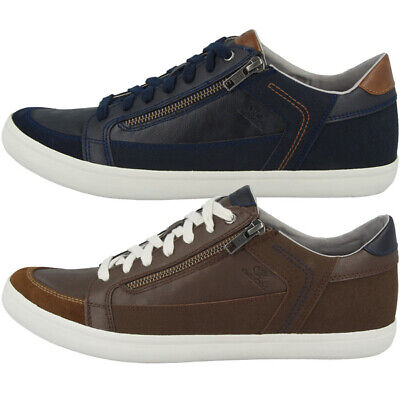 GEOX U Halver B Schuhe Herren Freizeit Sneaker Halbschuhe Schnürer U923AB054AUC | eBay