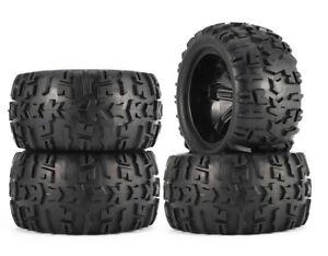 Thunder tiger mt4 g3 tire diameter