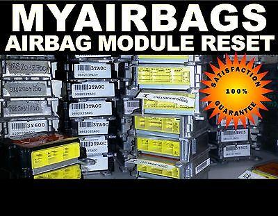 ALL LEXUS SRS AIRBAG COMPUTER CONTROL COMPUTER ECU RCM SDM ACM MODULE RESET  | eBay