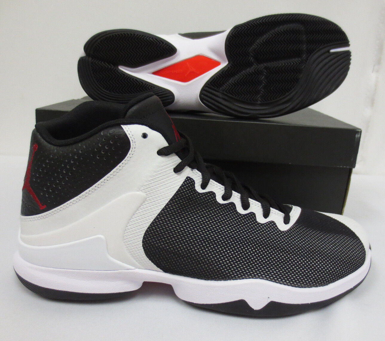 JORDAN SUPER.FLY 4 PO SIZE 10.5 SHOES MENS BASKETBALL RUNNING WORKOUT NEW COOL Wild casual shoes