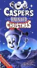 Caspers Haunted Christmas (VHS, 2000)