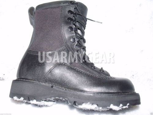 US Army Youth Kids Boys Military Waterproof Leather Goretex ICB Boots 5 XW Belle