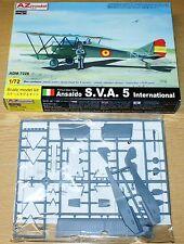 Ansaldo S.V.A. 5 International in 1/72 von Admiral (AZ Model)