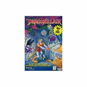 Dragon S Lair [Edizione: Regno Unito] - DVD DL000312