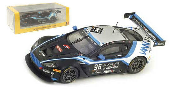 Spark SB090 Aston Martin Vantage GT3 'PGF-Kinfaun AMR' 24H Spa 2014 - 1 43